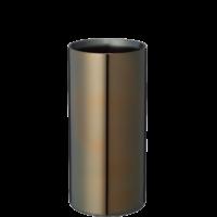 TITANESS Barステンレス製ボトルキーパーキャラメル