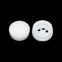 tsutsu tumbler light用キャップ飲み口セット(白)