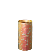 TITANESS Vacuum Layered Titanium Long Cup 500 Pink Chanpagne Gold
