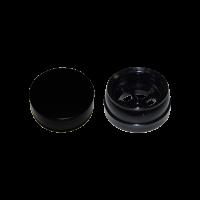 tsutsu tumbler light用キャップ飲み口セット(黒)