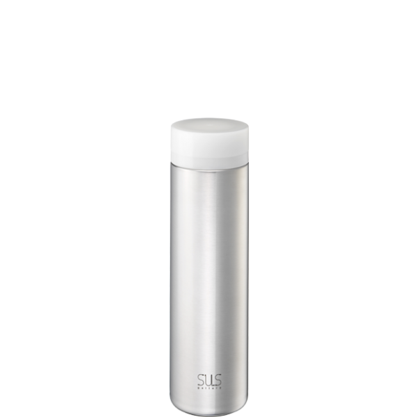 tsutsu tumbler light 270 White