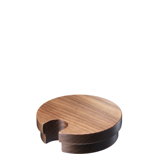 Wood Lid Ice Pail